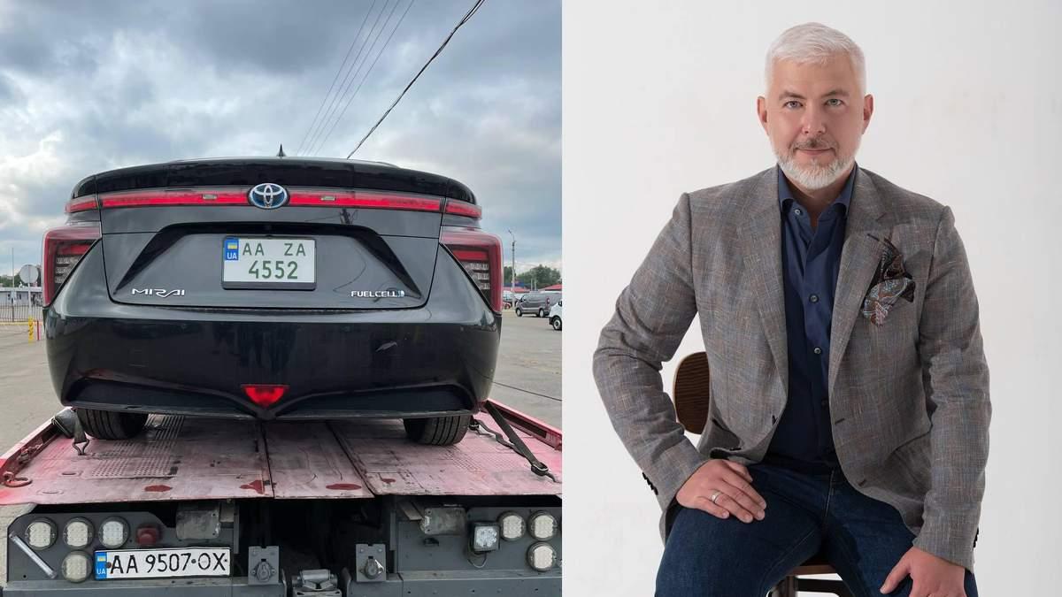 Впервые в Украине: японское авто, что заправляется водородом, получило сертификацию - Инновации