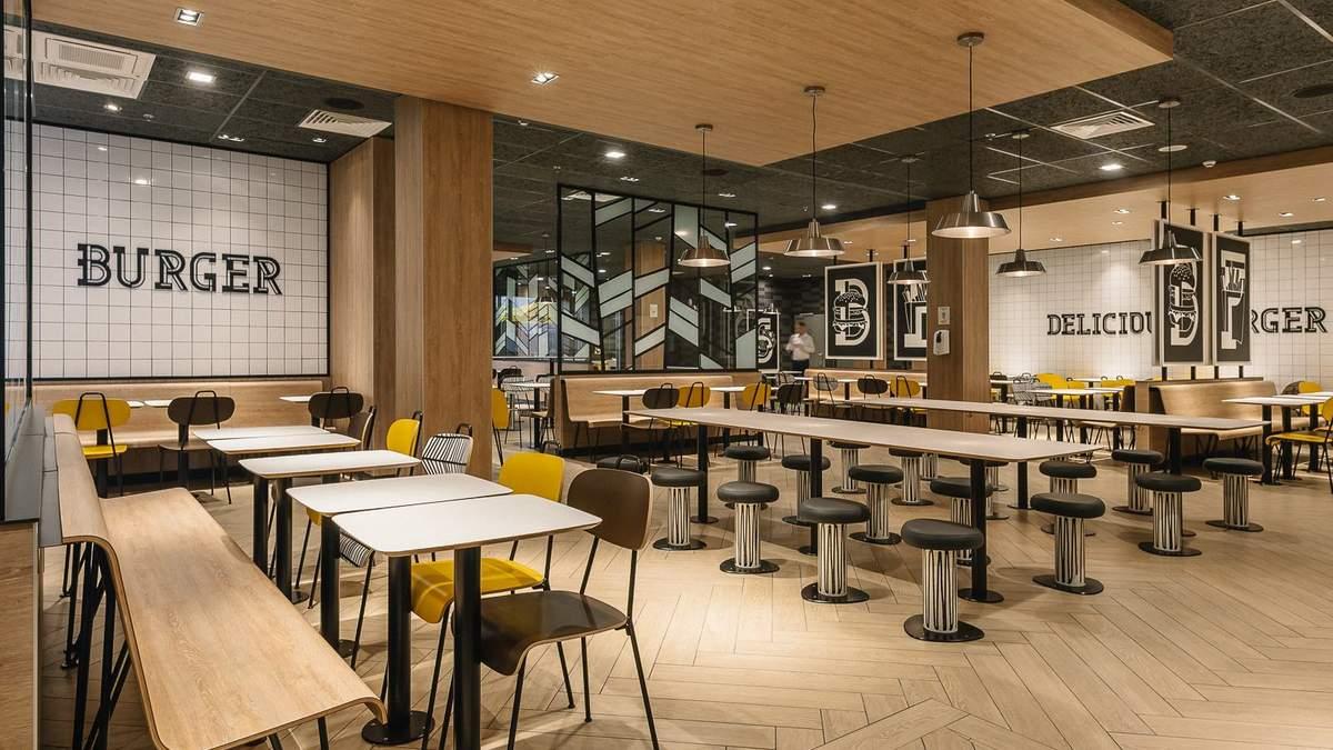 Перший ресторан McDonald's у Луцьку
