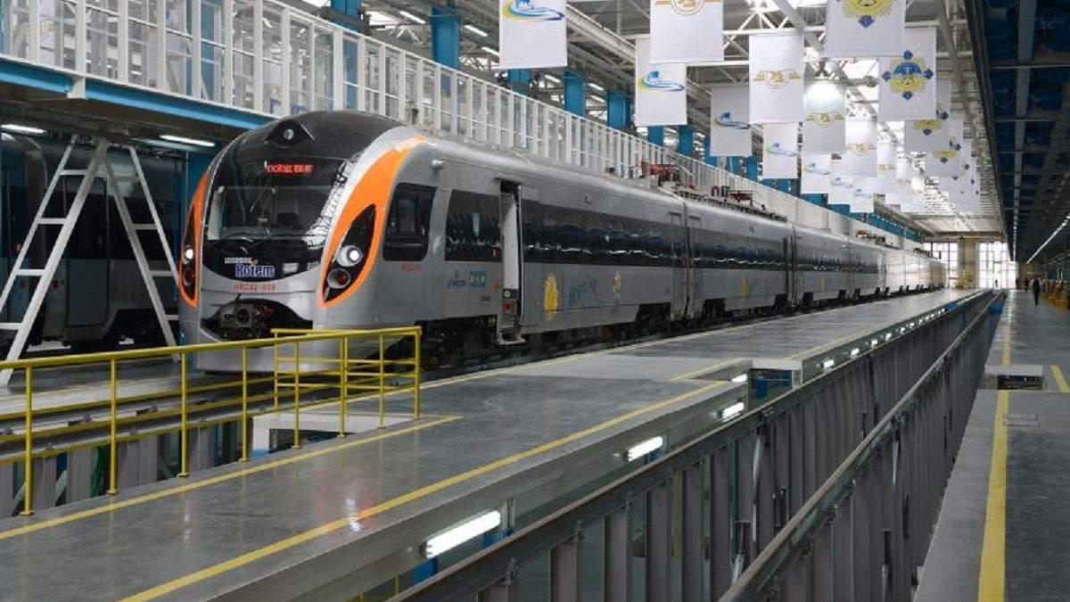 У потягах Укрзалізниці з'явиться рослинне меню - Україна новини - Тренди