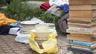 В Черновцах состоится благотворительная ярмарка вещей
