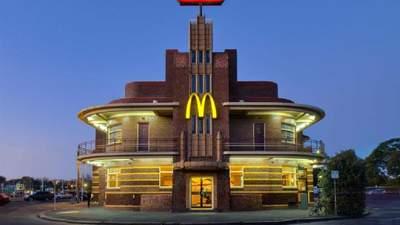 Не лише смачно, а й красиво: 10 найяскравіших ресторанів McDonald's