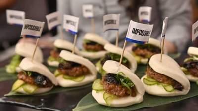 Impossible Foods запустит производство свинины на растительной основе
