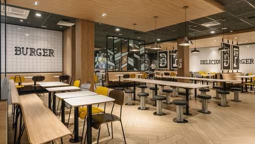 Найбільший в Україні: у Луцьку відкрився перший ресторан McDonald's