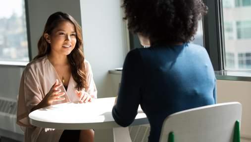 """""""Розкажіть мені про себе"""": як правильно представити себе на співбесіді"""