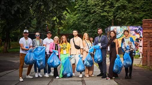 Екоакцію в межах World Cleanup Day продовжено: деталі